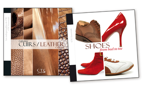 COLLECTION CUIRS-LEATHER COLLECTION + SHOES FROM HEEL TO TOE