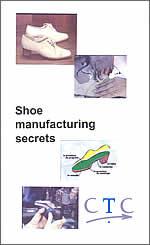Shoe manufacturing secrets